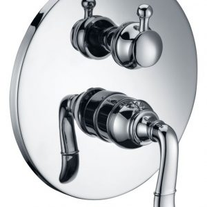 Shower/Wall Mixer with Diverter