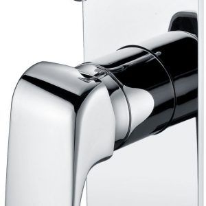 Showe/Bath Mixer with Diverter