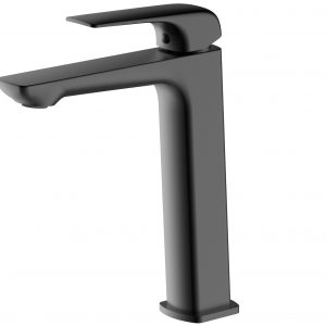 Vessel Basin Mixer - Black