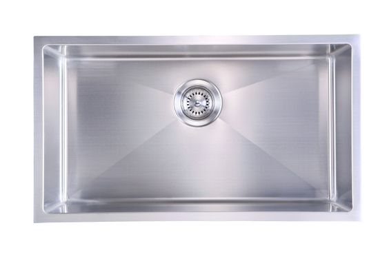 Vogue 700R Single Bowl Undermounted kitchen sink