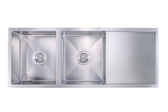 Vogue 1150R Double Bowl Undermounted kitchen sink