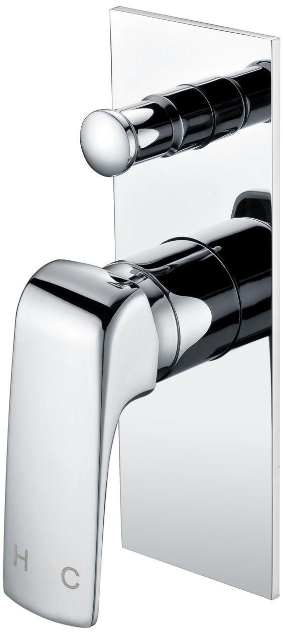 Showe/Bath Mixer with Diverter