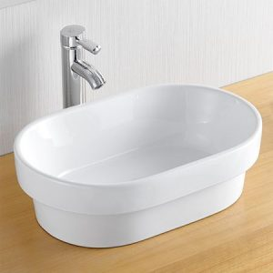 Round Above Counter Basin