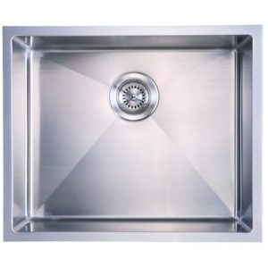 Vogue 540R Single Bowl Undermounted kitchen sink