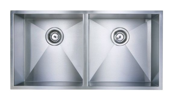 Vogue 870R Double Bowl Undermounted kitchen sink